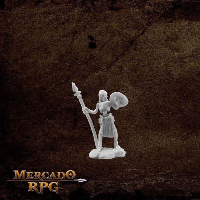 Skeleton Guardian Spearman  - Mercado RPG