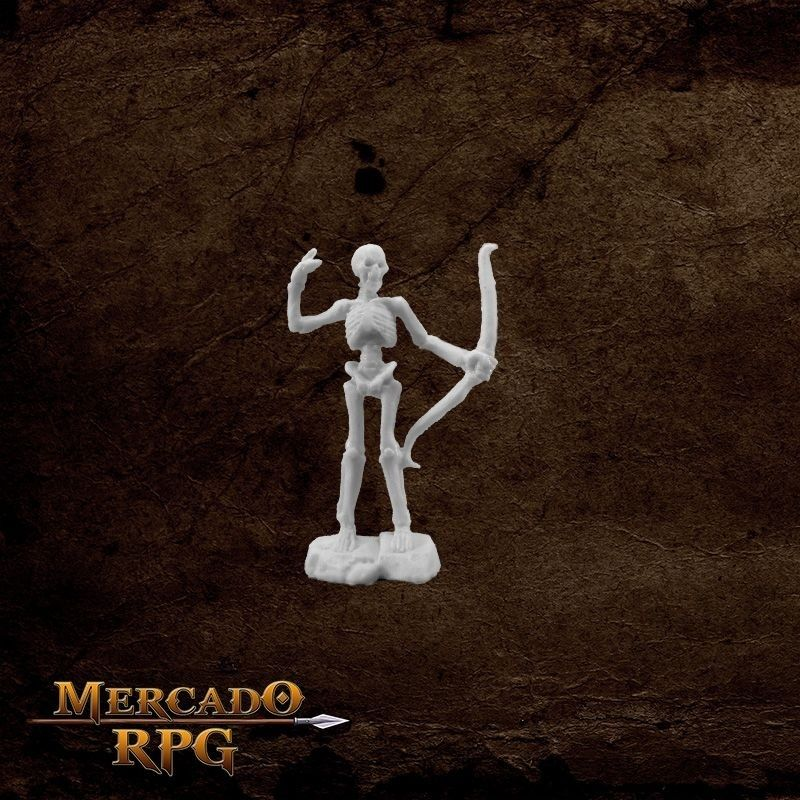 Skeleton Warrior Archer  - Mercado RPG