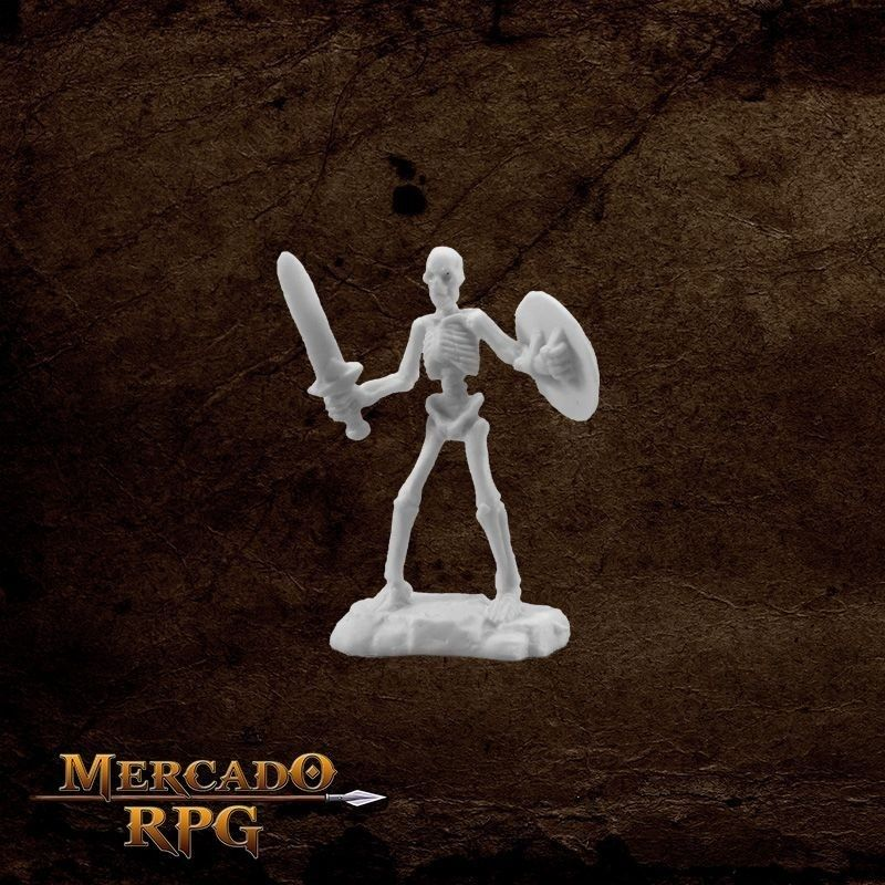 Skeleton Warrior Sword  - Mercado RPG
