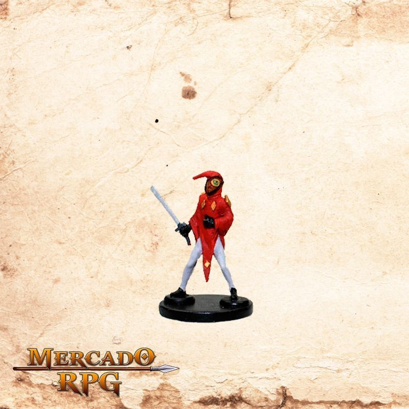 Skinsaw Cultist - Miniatura RPG