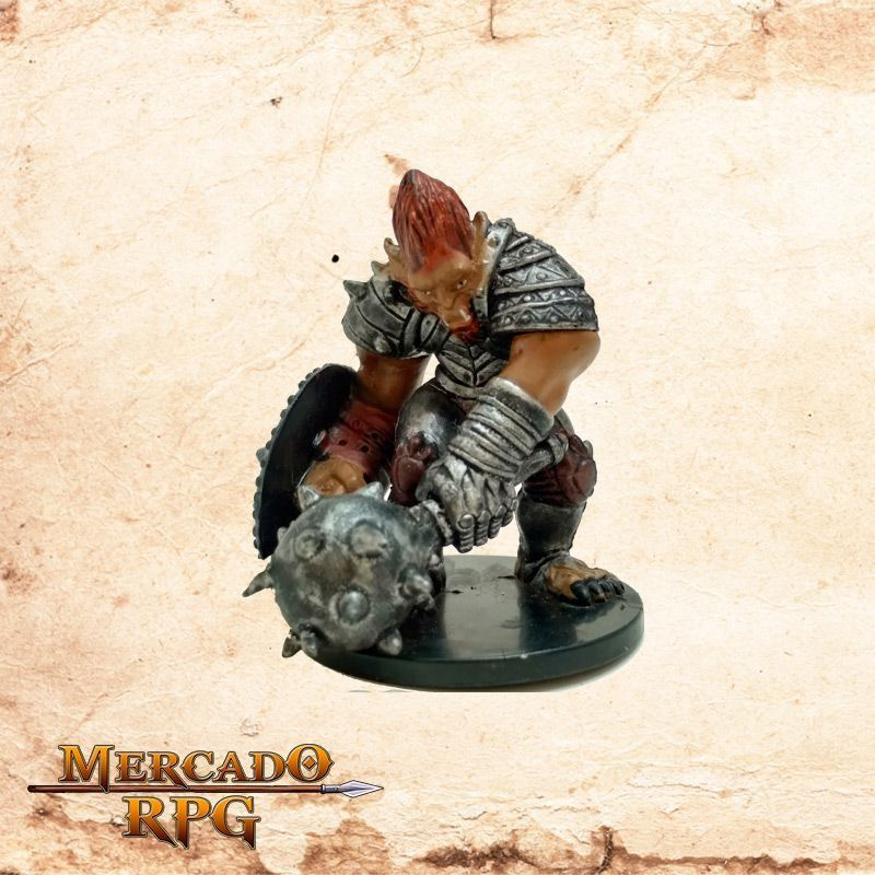 Skullcrusher Ogre - Sem carta  - Mercado RPG