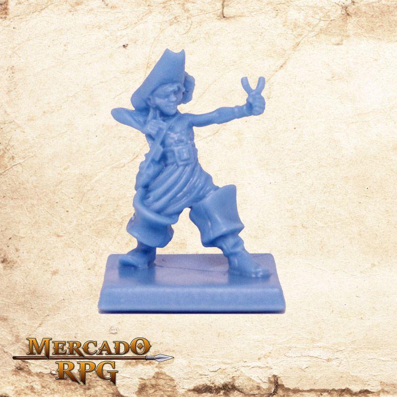 Slingboy - Miniatura RPG