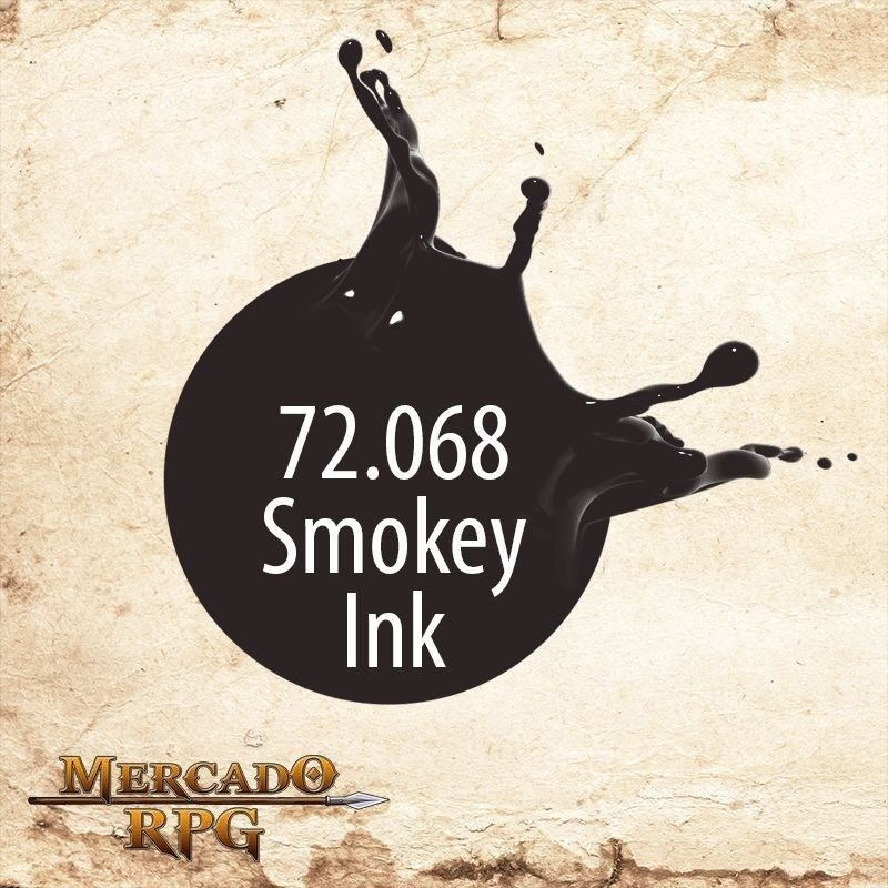 Smokey Ink 72.068  - Mercado RPG