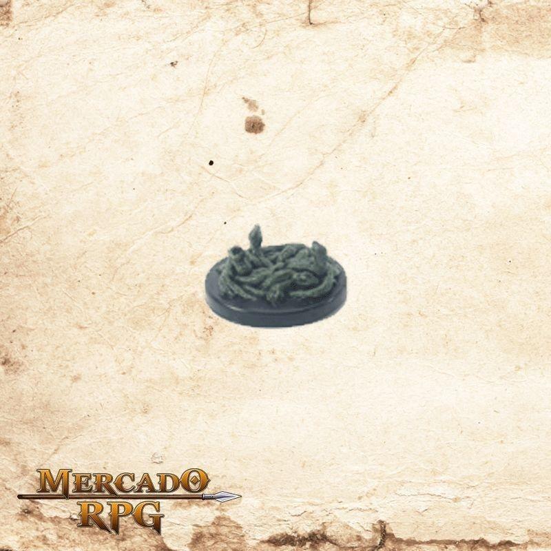 Snake Swarm - Com carta  - Mercado RPG