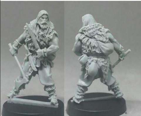 Snorreulf the fell handed  - Mercado RPG
