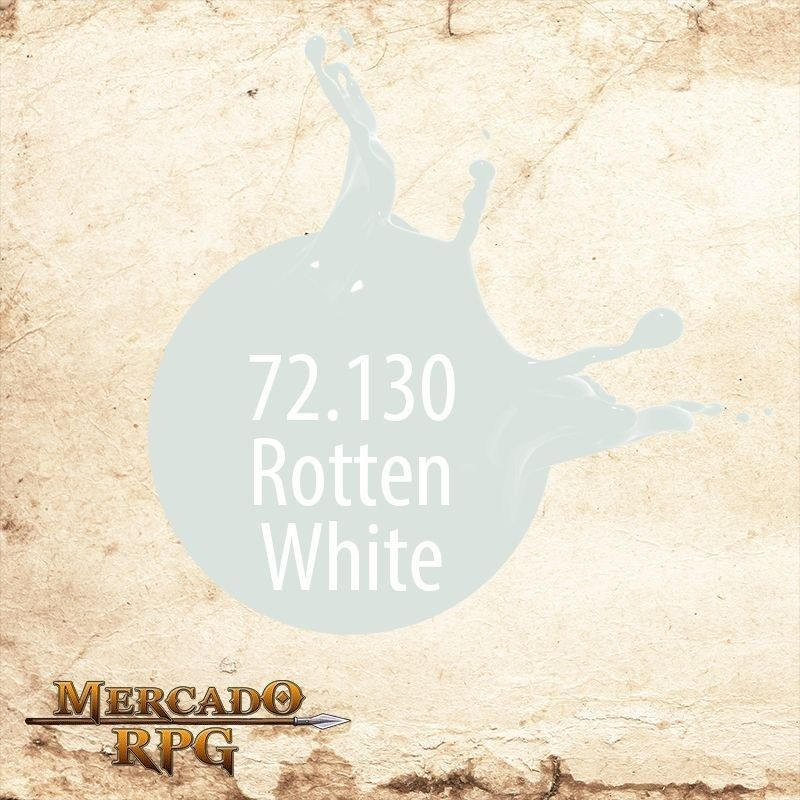 Special Effect Colors Rotten White 72.130  - Mercado RPG