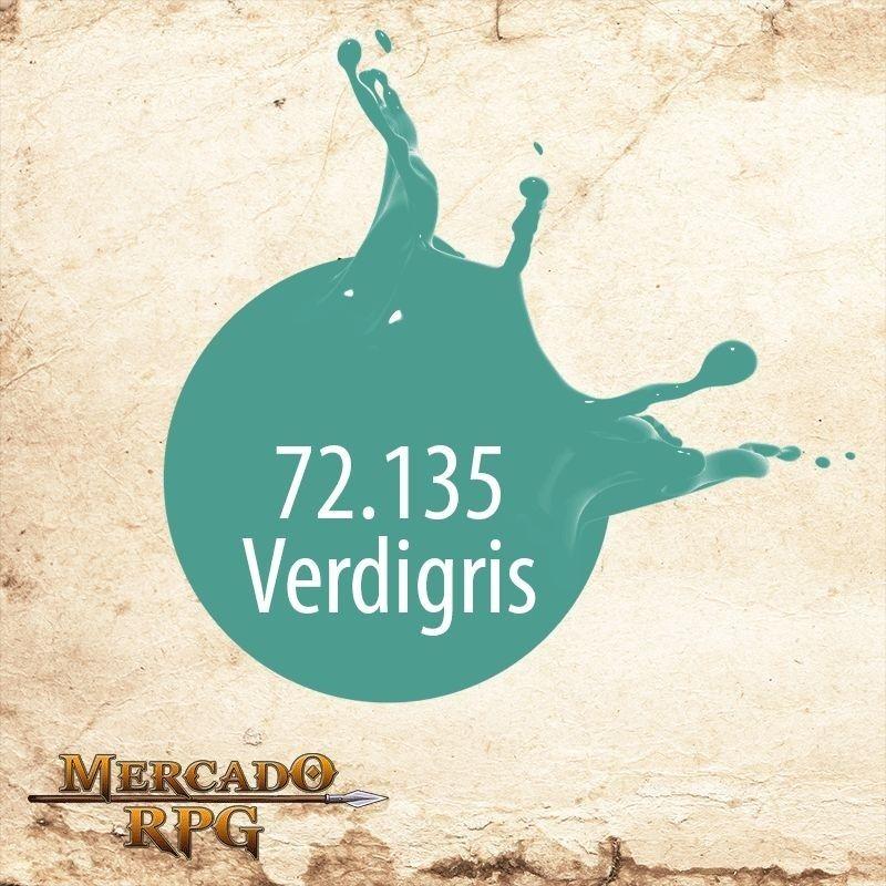 Special Effect Colors Verdigris 72.135  - Mercado RPG