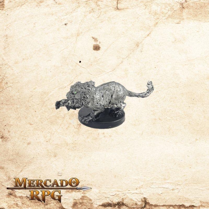 Spectral Panther - Com carta  - Mercado RPG