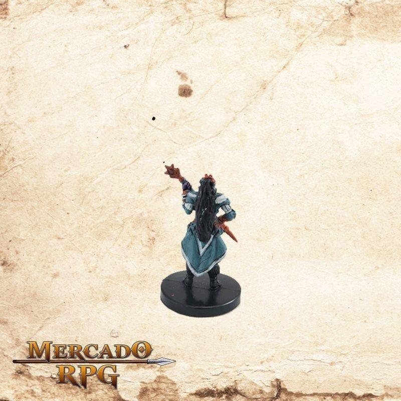 Spellscale Sorcerer - Com carta  - Mercado RPG