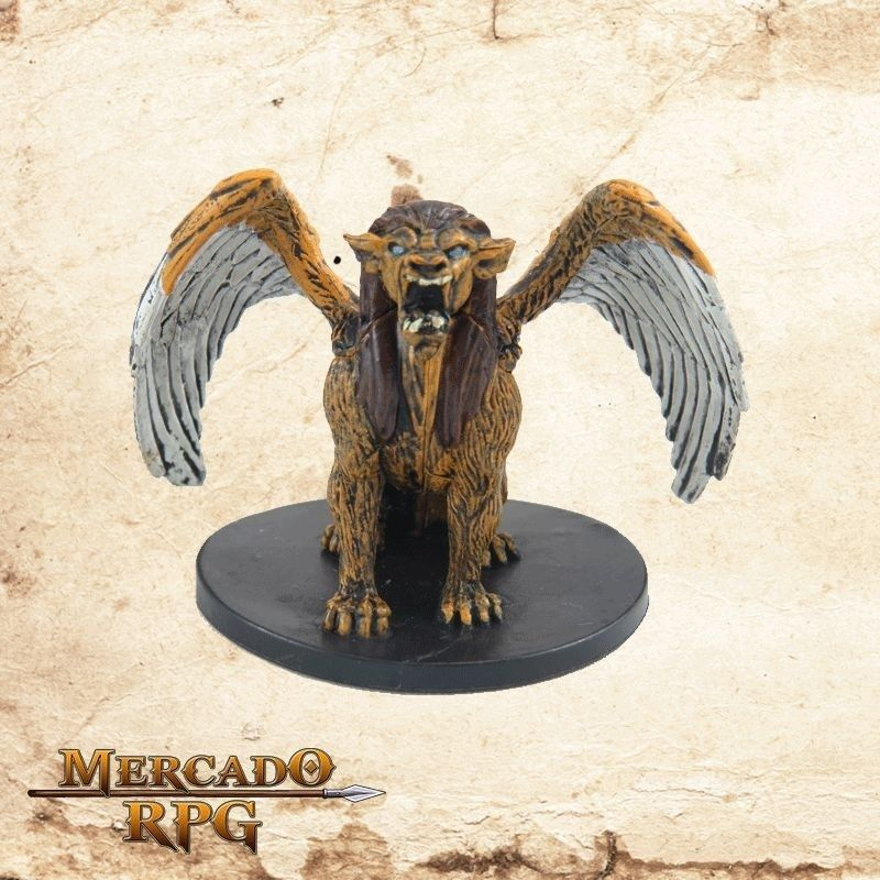 Sphinx - Com carta  - Mercado RPG