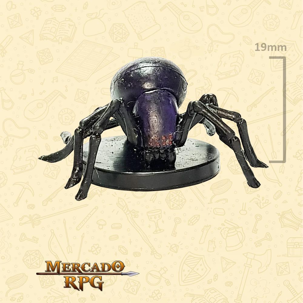 Spider of Lolth - Miniatura D&D - RPG
