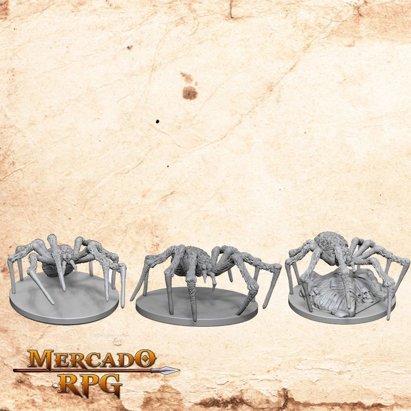 Spiders  - Mercado RPG