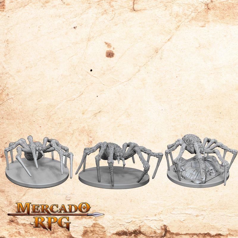 Spiders - Miniatura RPG  - Mercado RPG