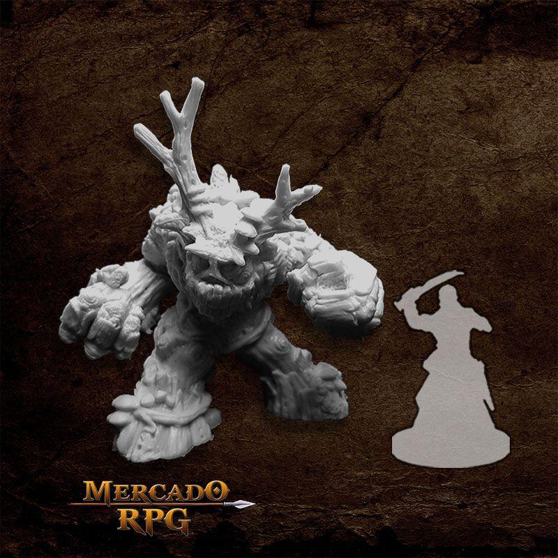 Spirit of the Forest - Miniatura RPG  - Mercado RPG