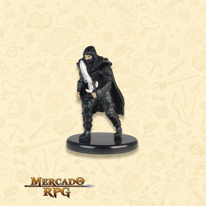 Spy A - Miniatura RPG  - Mercado RPG