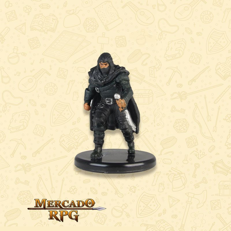 Spy B - Miniatura RPG  - Mercado RPG