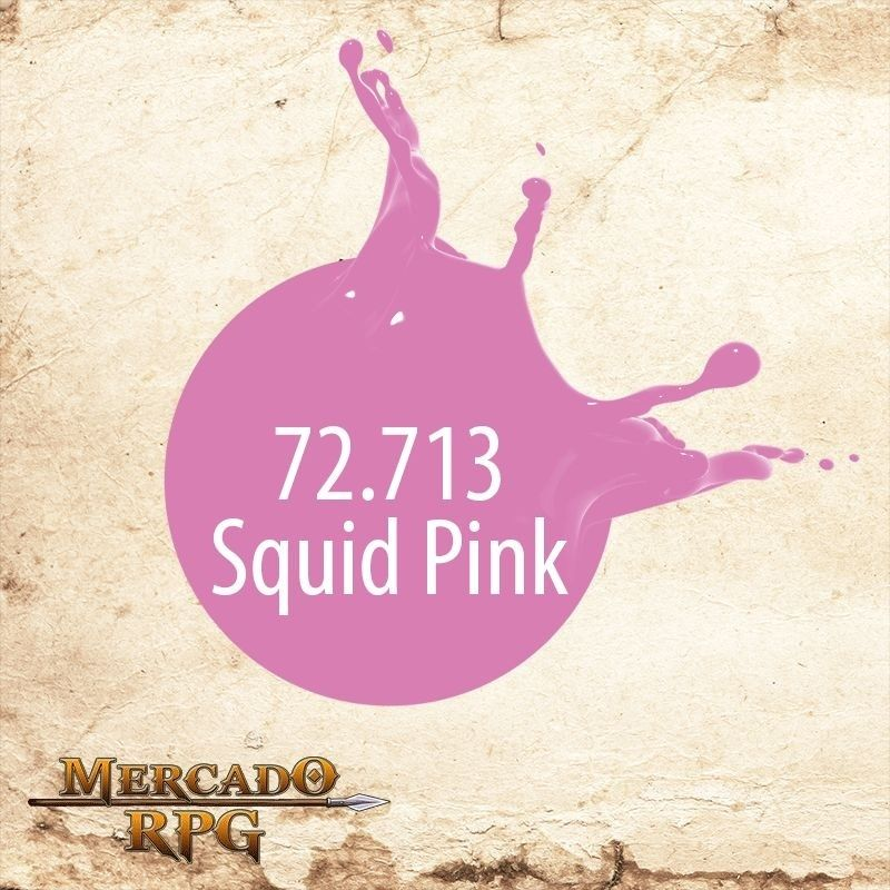 Squid Pink 72.713  - Mercado RPG