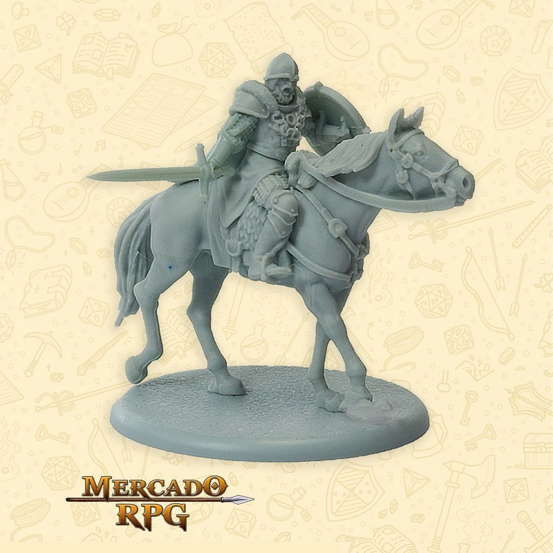 Stark Outriders A - Song of Ice and Fire - Miniatura RPG
