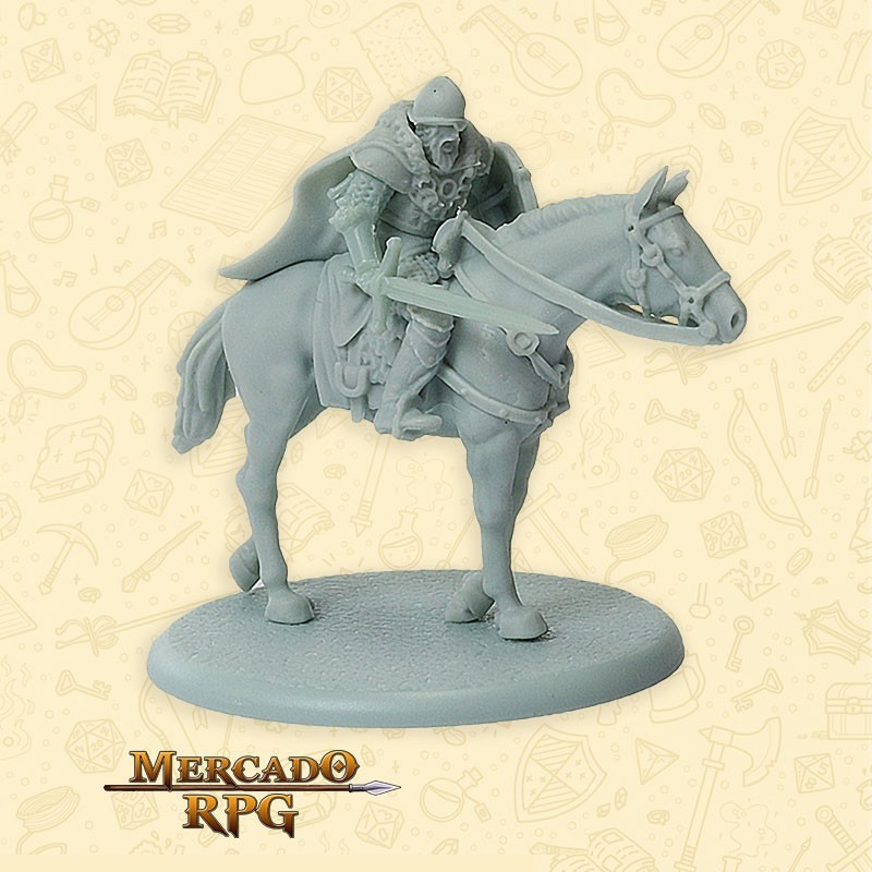 Stark Outriders B  - Song of Ice and Fire - Miniatura RPG