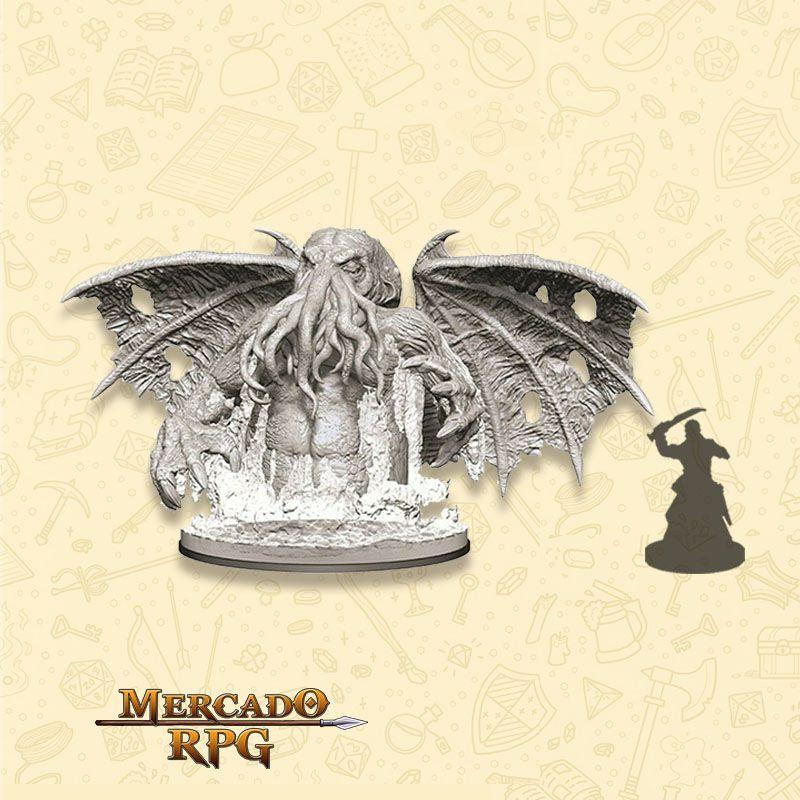 StarSpawn of Cthulhu - Miniatura RPG  - Mercado RPG