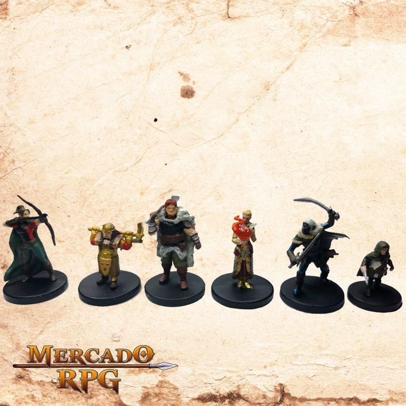 Starter Set  - Mercado RPG