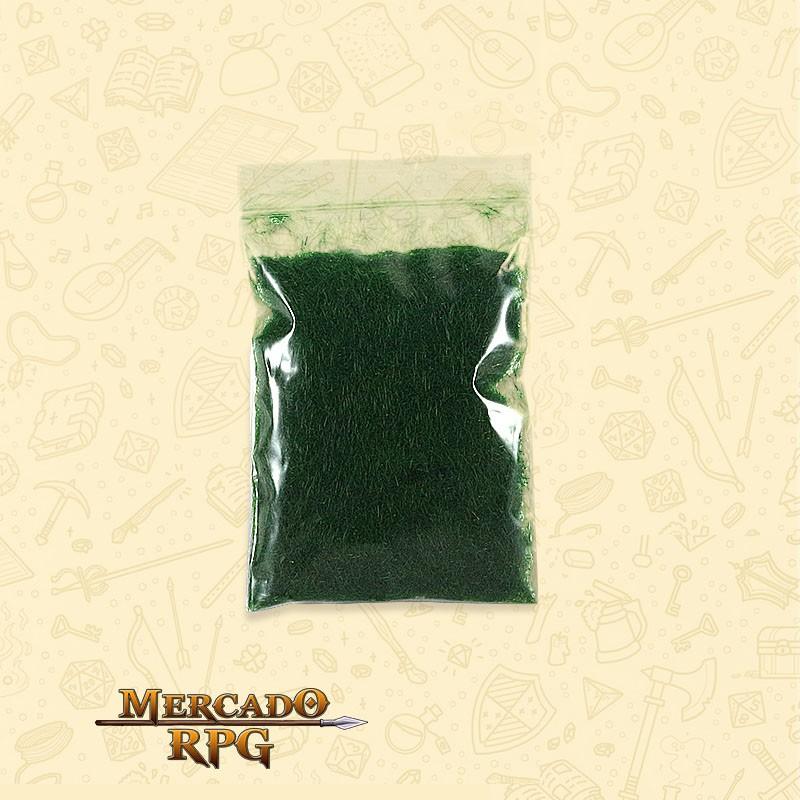 Static Grass - Dark Green - RPG