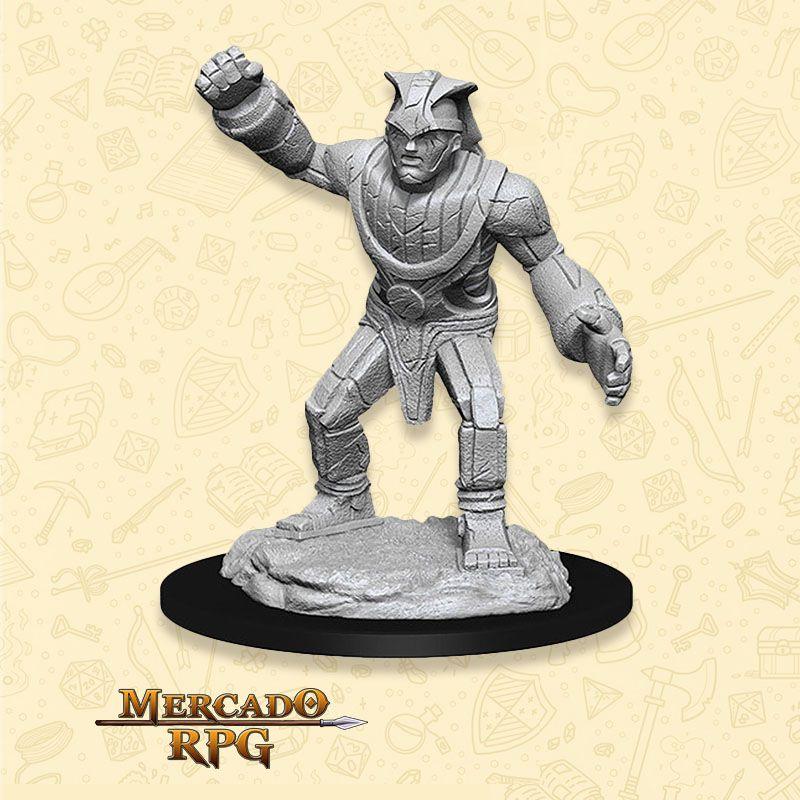 Stone Golem - Miniatura RPG Wizkids Nolzur's Marvelous