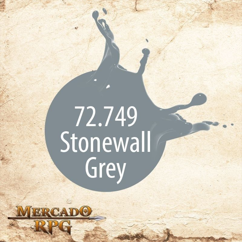Stonewall Grey 72.749  - Mercado RPG