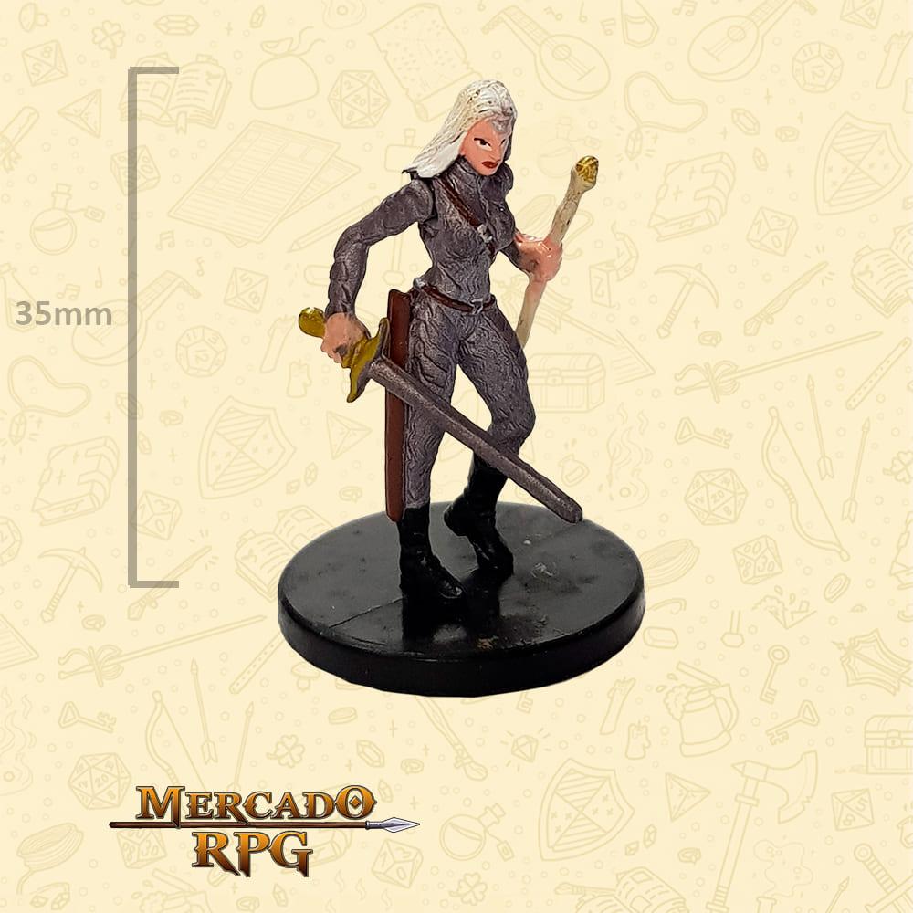 Storm  Silverhand - Miniatura D&D - RPG