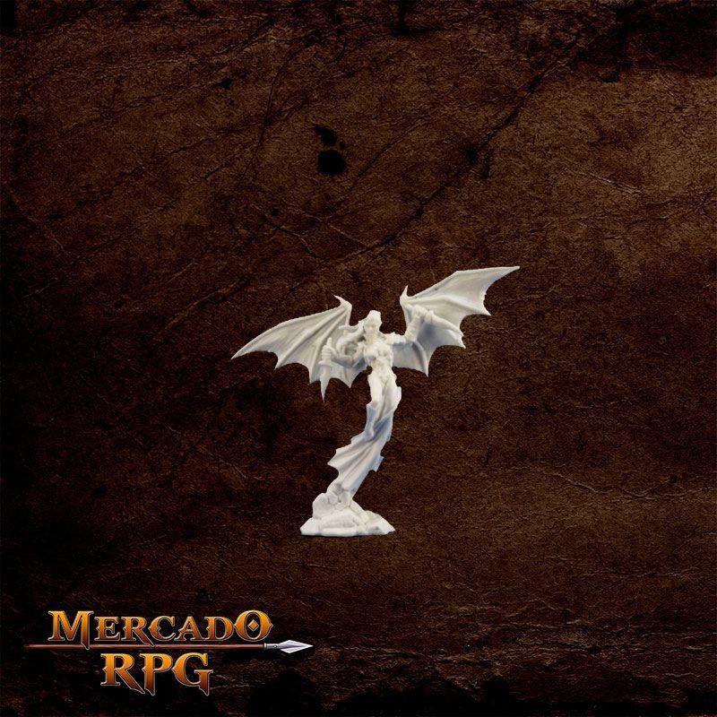 Succubus - Miniatura RPG  - Mercado RPG