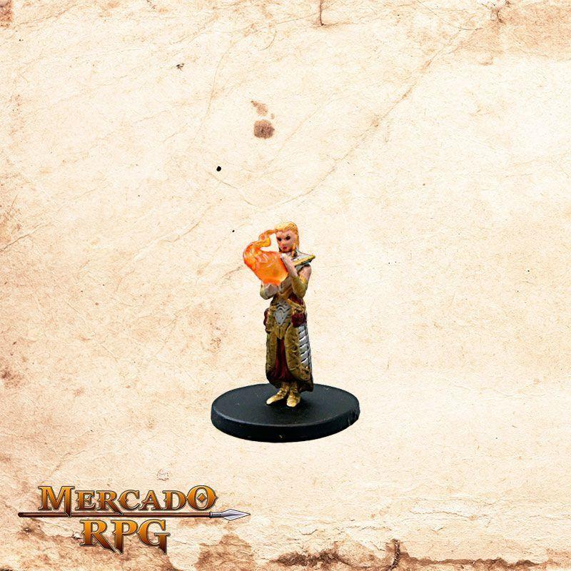 Sun Elf Female Wizard  - Mercado RPG