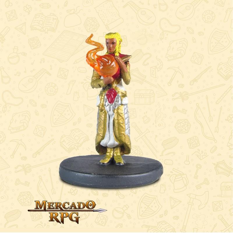 Sun Elf Wizard - Starter Set - Miniatura D&D - RPG