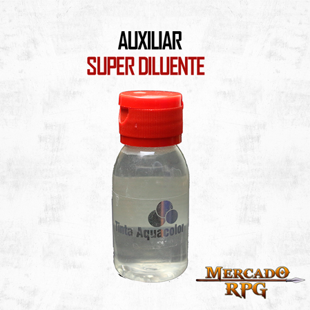 Super Diluente - RPG  - Mercado RPG