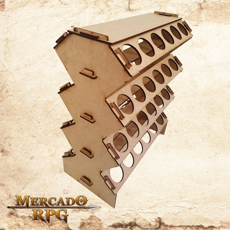 Suporte para Tintas Acrilex 60ml - RPG