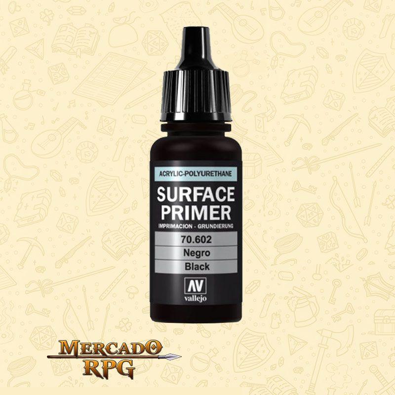 Surface Black Primer - RPG