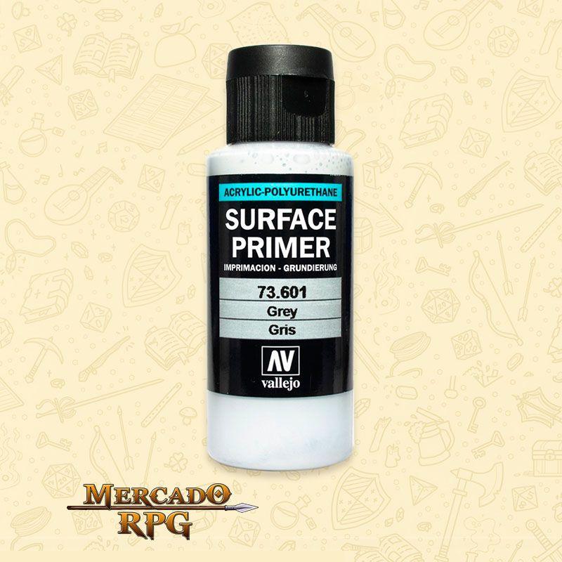 Surface Primer Vallejo Grey 60ml - RPG