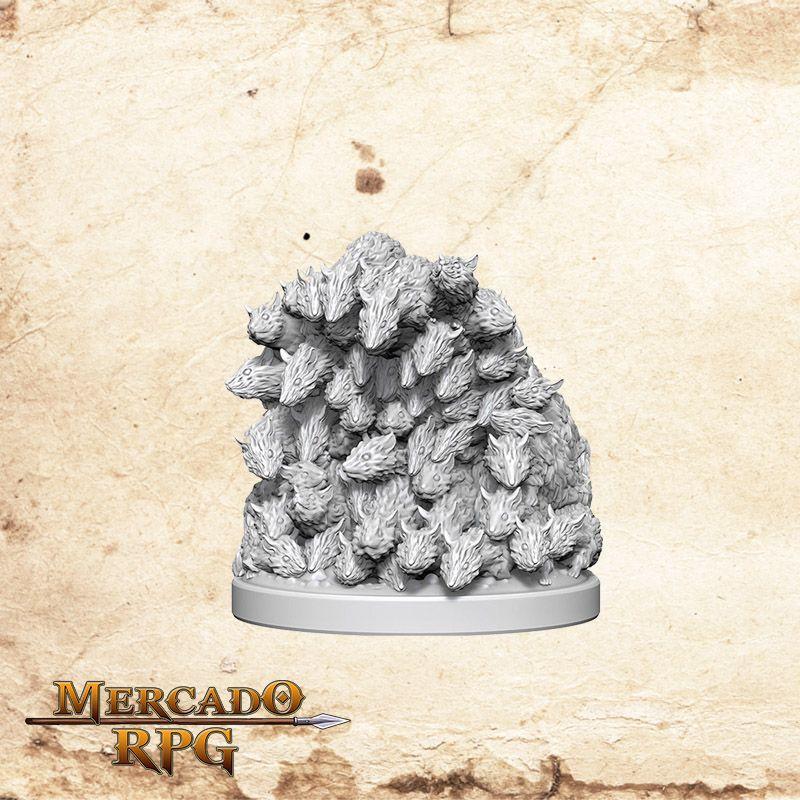 Swarm of Rats - Miniatura RPG  - Mercado RPG