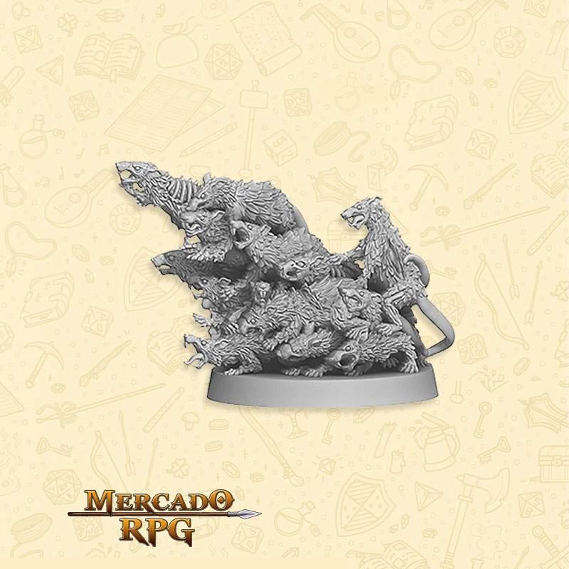 Swarm of Ratz C - Miniatura RPG
