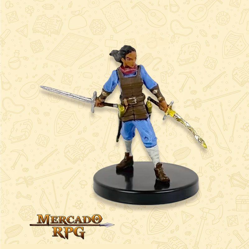 Tarkanan Assassin - Miniatura RPG  - Mercado RPG