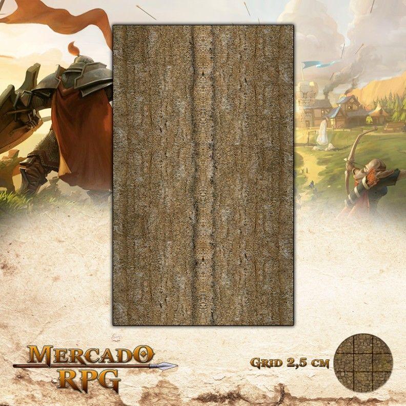 Telhado Tipo C  - Mercado RPG