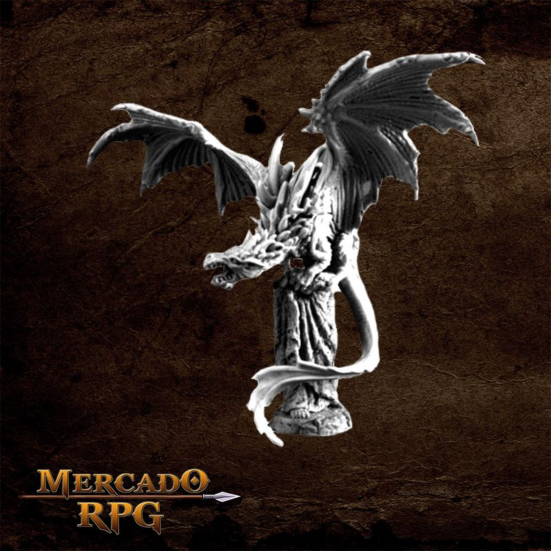 Temple Dragon  - Mercado RPG
