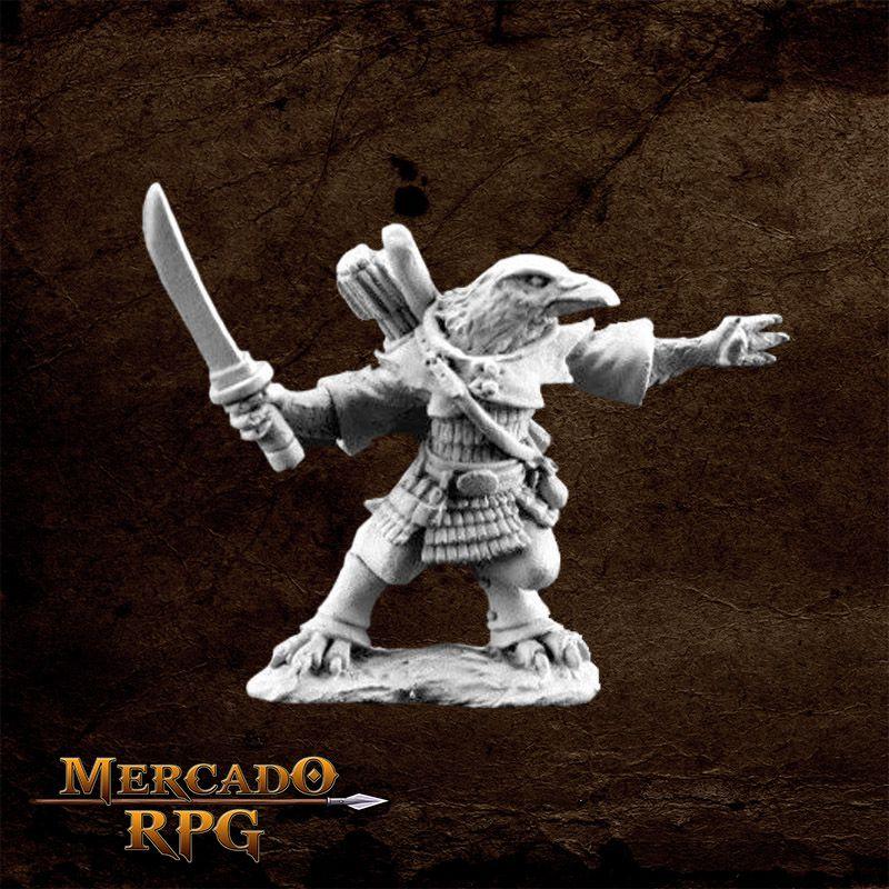 Tengu Rogue  - Mercado RPG