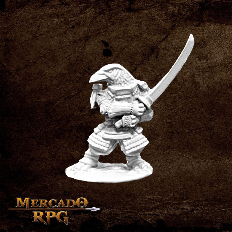 Tengu Warrior  - Mercado RPG