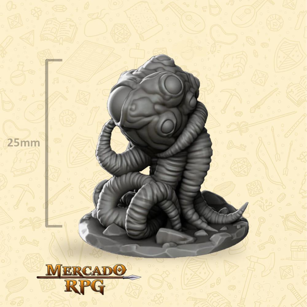 Tentacled Abomination - Miniatura - RPG