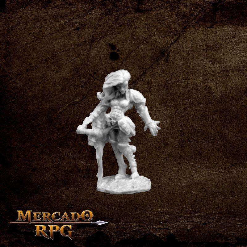 Terezinya, Bonepander Wizard  - Mercado RPG
