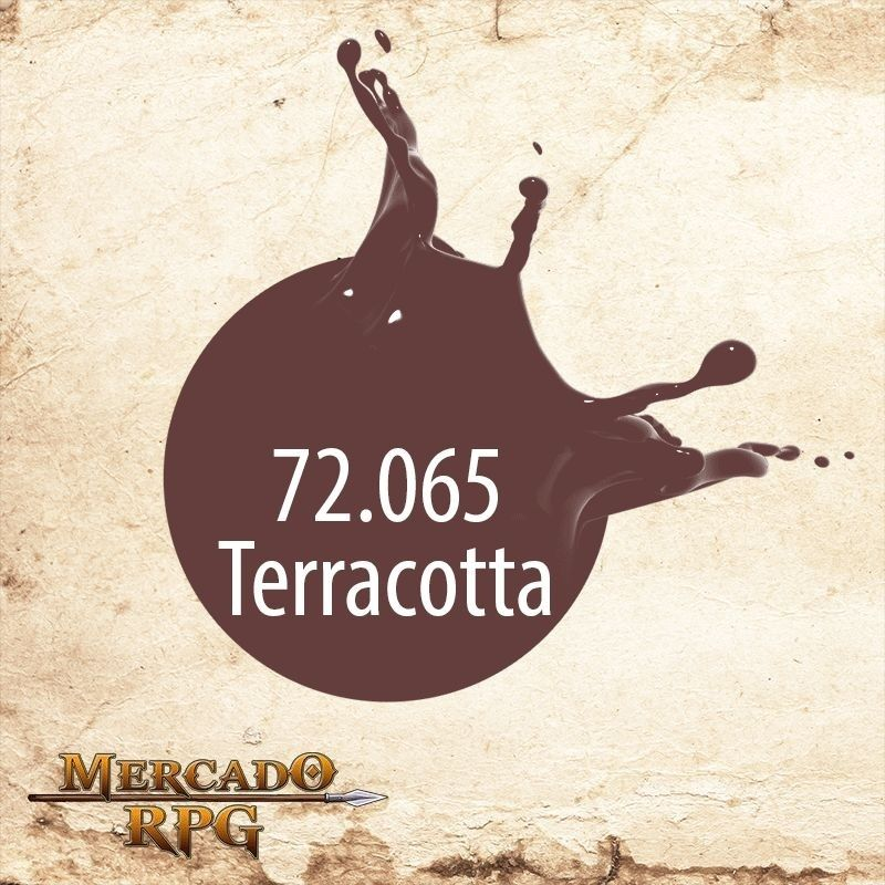 Terracotta 72.065  - Mercado RPG