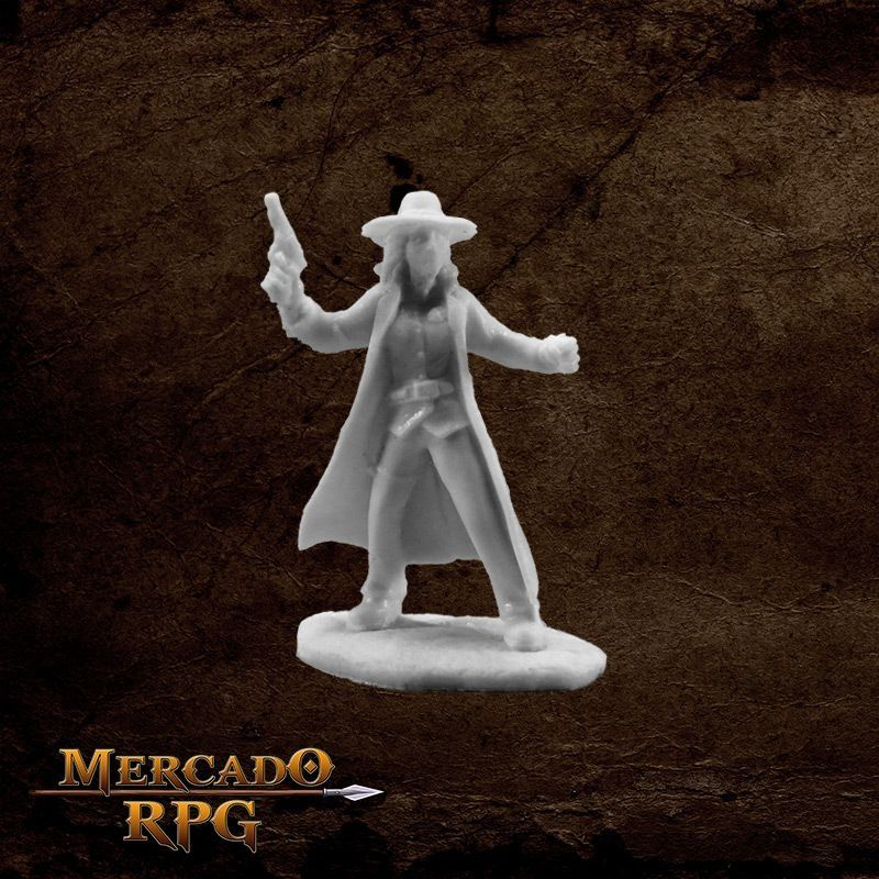 Texas Ranger (Female)  - Mercado RPG