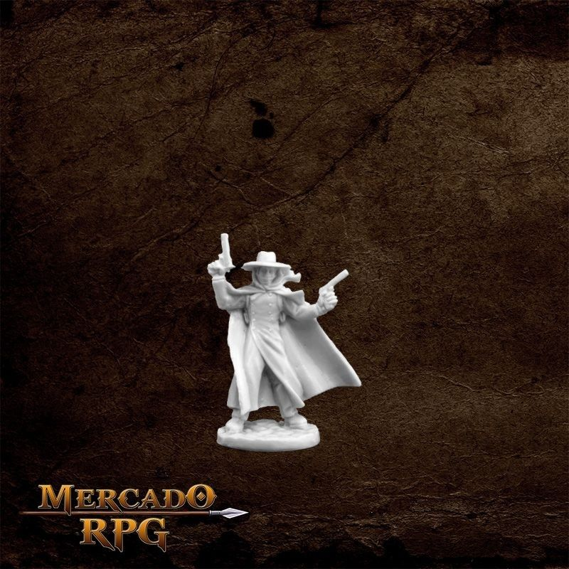 The Black Mist  - Mercado RPG