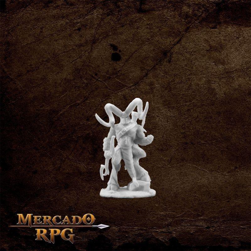 The Horned Hunter  - Mercado RPG