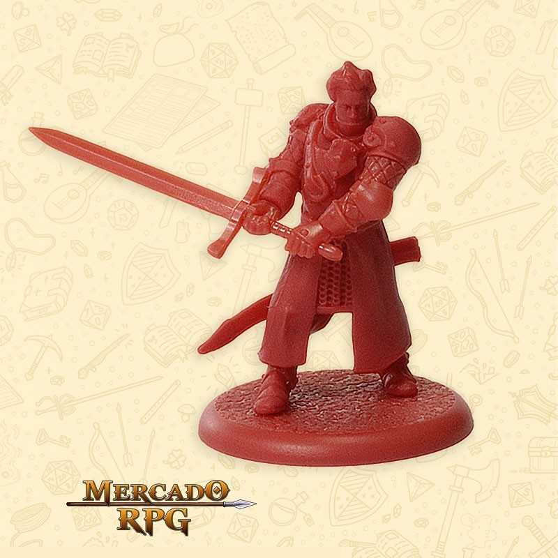 The Mountain's Soldier C - Song of Ice and Fire- Miniatura RPG